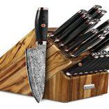 The Best Sets of Kitchen Knives 2019 – Top 10 Kitchen Knife Set Reviews