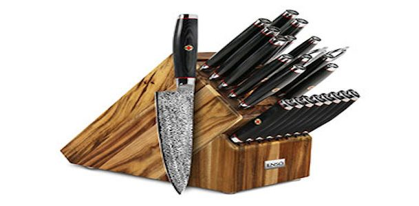 The Best Sets of Kitchen Knives 2019 – Top 10 Kitchen Knife Set Reviews